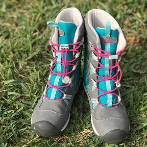 Keen🐳insulated waterproof Rain boots kids 1